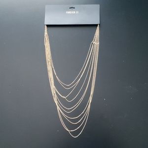 NWT forever 21 necklace